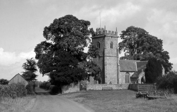 West Country church (Photo: Steve Cooke)