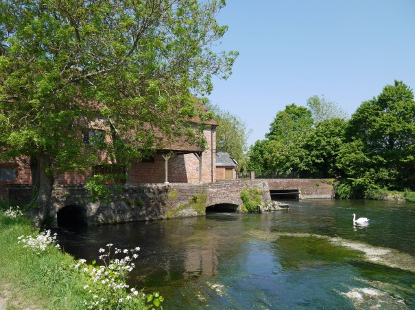 Romsey Mill, May 2012